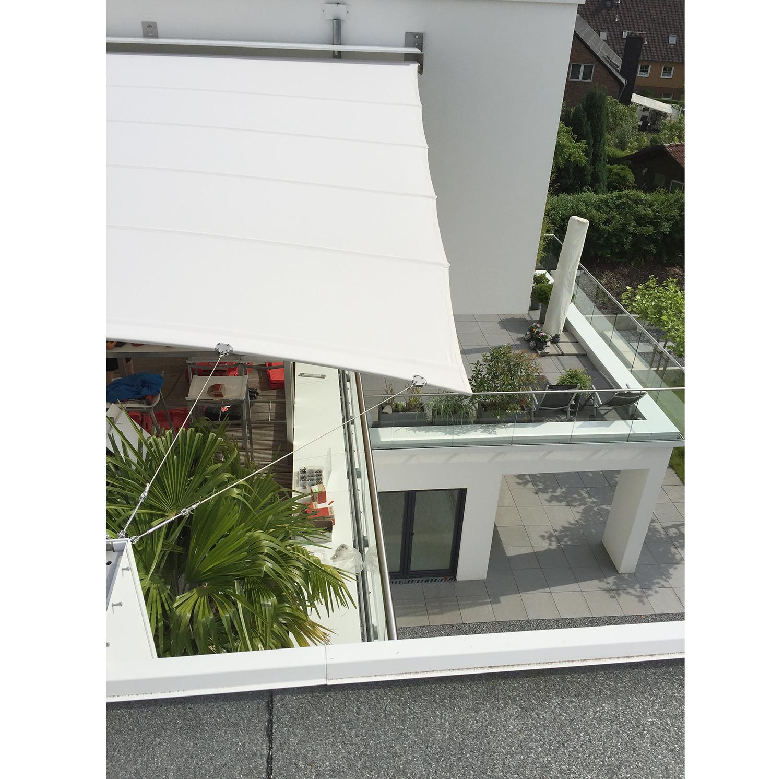 Dachterrassen-Segel