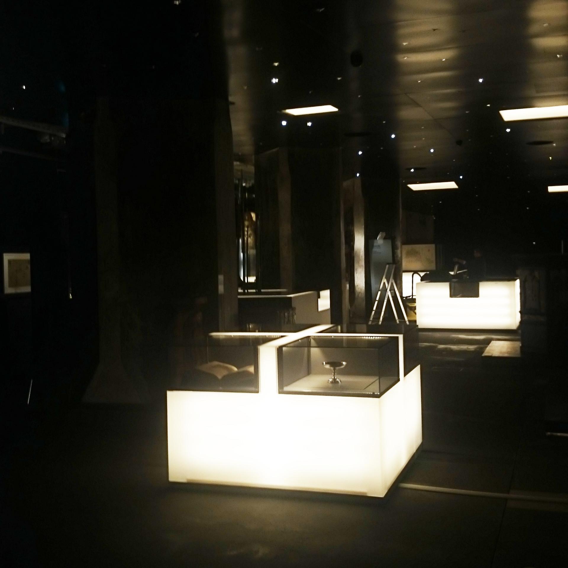 Ruhr Museum - Lichtvitirnen