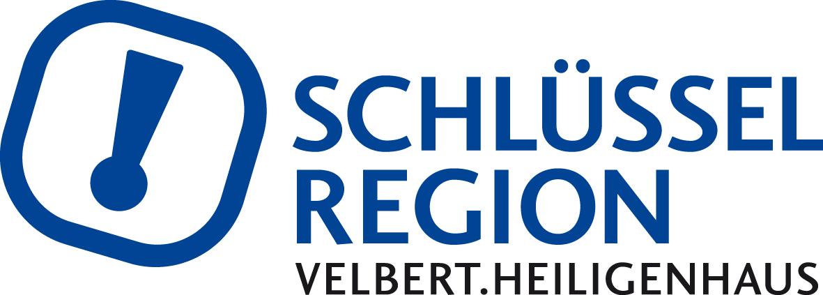 Schlüsselregion Velbert Heiligenhaus Logo