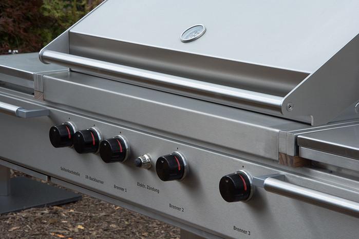 Outdoor Küche Edelstahl Erfahrungen : Dafür stehen unsere gartenmöbel aus edelstahl hiska